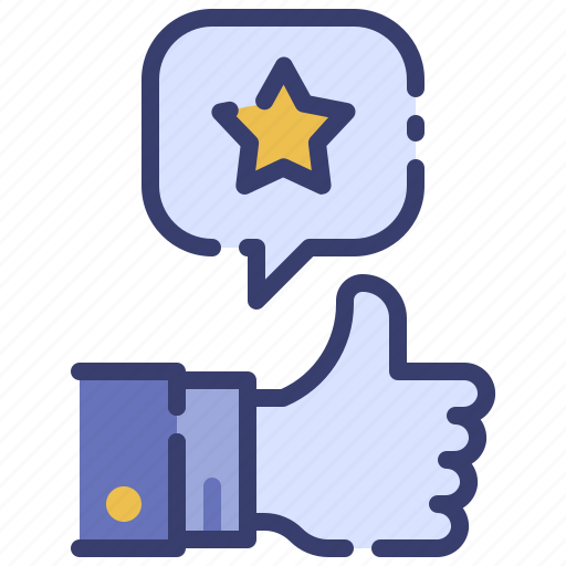 advertising, business, feedback, marketing, promotion, rating, review icon