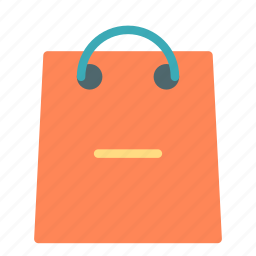 bag, minus, remove, shop, store icon