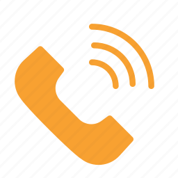 call, old, phone, signal, telephone, vintage icon
