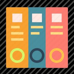 flyer, pamphlet, presentation icon