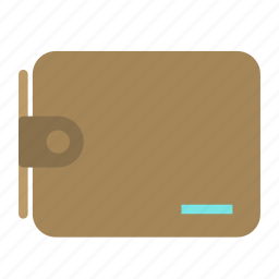 card, id, money, pouch, purse, wallet icon