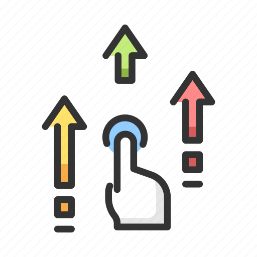 ads, audience, boost, increase, marketing, post, power up icon
