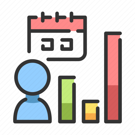 content, daily active user, dau, engagement, indicator, performance icon