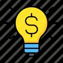 marketing, monetize, seo icon