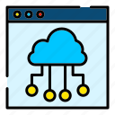 cloud, services, network
