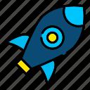 rocket, launch, release, boost