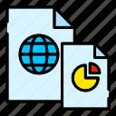 web, data, file, document