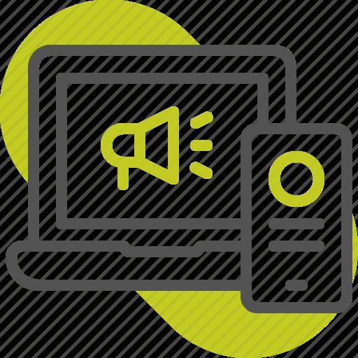 advertising, apps, business, digital marketing, marketing, promotion, seo website icon