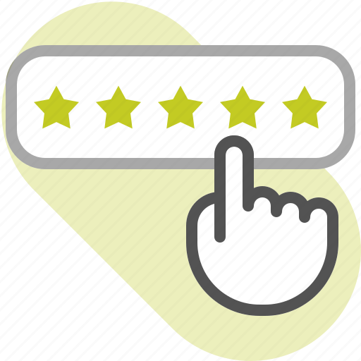 advertising, business, marketing, promotion, rating, review, satisfaction icon