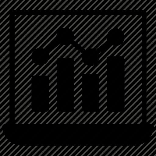 Analytics, business evaluation, market analysis, market infographics, marketing graph icon - Download on Iconfinder