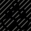 audience, member, people, target, users icon