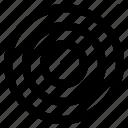 arrow, marketing, target icon
