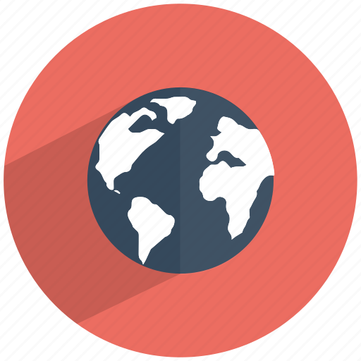 browser, earth, internet, marketing, network, online, web icon