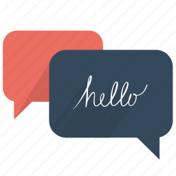 bubble, chat, communication, media, message, talk icon
