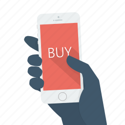 buy, e-commerce, marketing, payment, phone, seo, shop icon