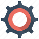 config, configuration, gear, options, preferences, seo, settings icon