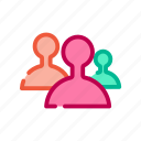 group, people, profile, project work, team, team work, users icon