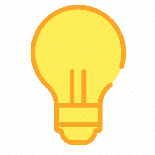 bulb, ecology, electricity, energy, idea, lamp, light icon