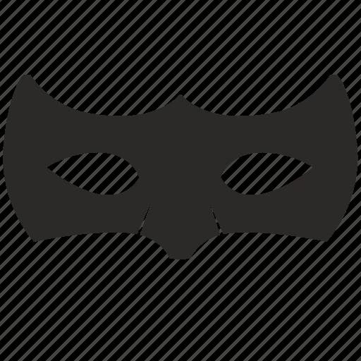 bat, batman, carnaval, cat, mask, woman icon