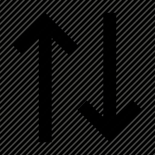 arrow, sort, sorting icon