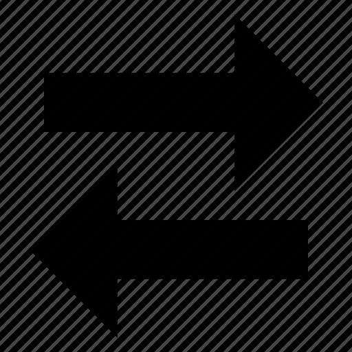 arrow, sort, transfer icon