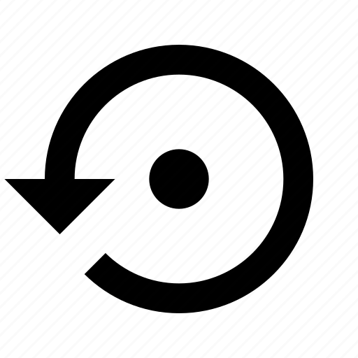 restore, undo icon
