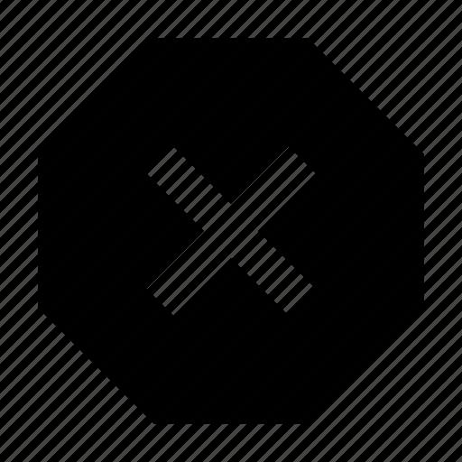 Ban, forbidden icon - Download on Iconfinder on Iconfinder