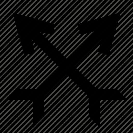 Armor, arrows, heraldry icon - Download on Iconfinder