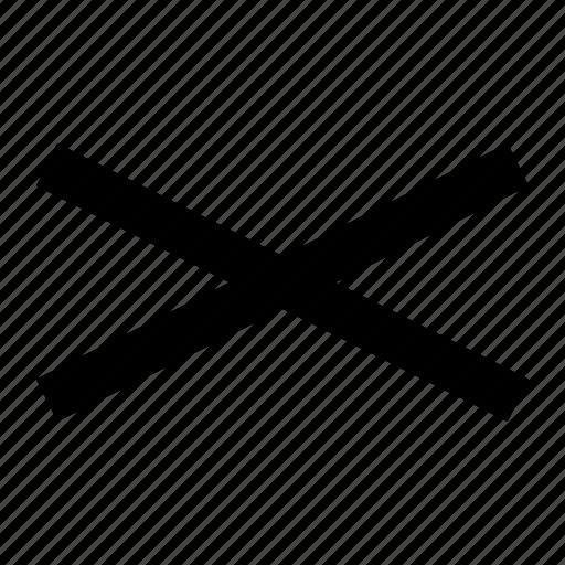 cross, emblem, insignia icon