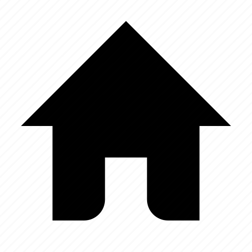 home, house, main page icon