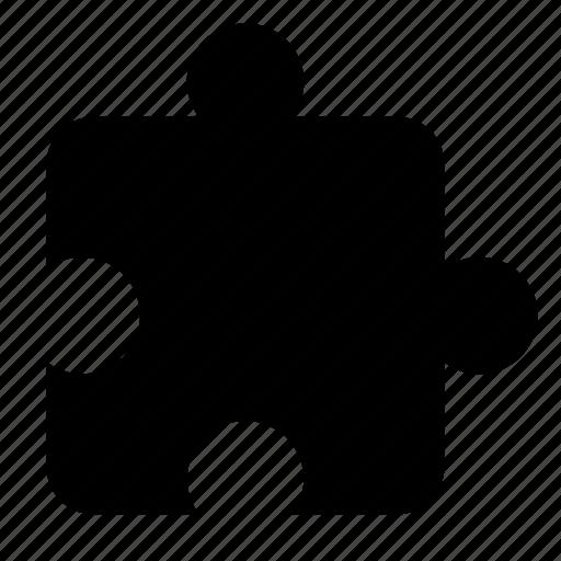 extension, plugin, puzzle icon