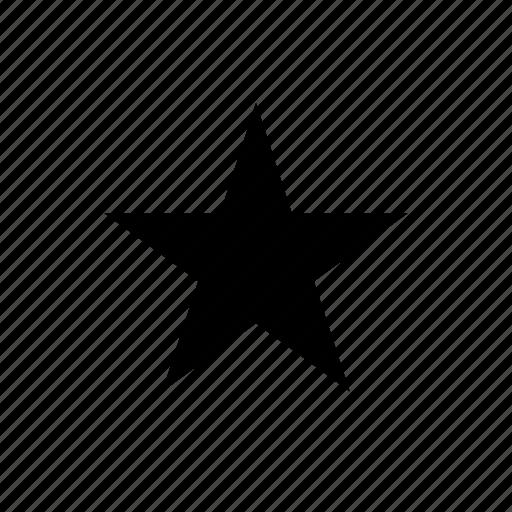 half, mini, rate, star, vote icon