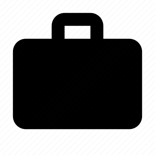 bag, baggage, business, case, luggage, travel, work icon