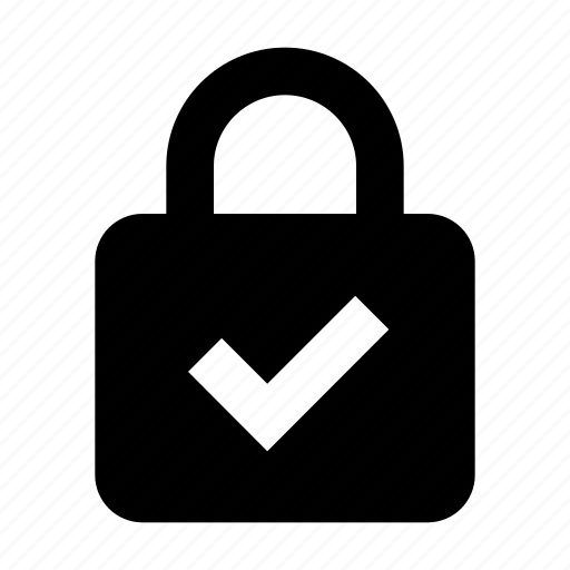 lock, password, secure, trust icon