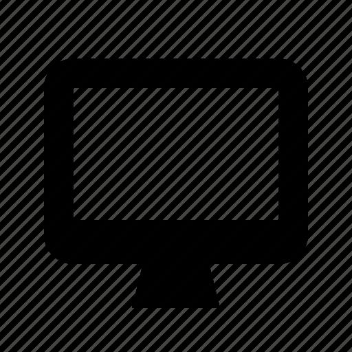 computer, desktop, device, display, mac, screen icon