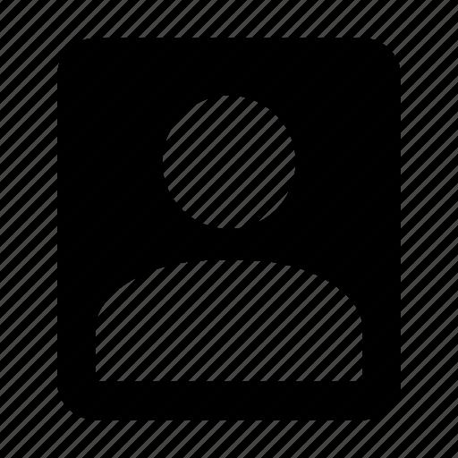 account, photo, profile, user icon