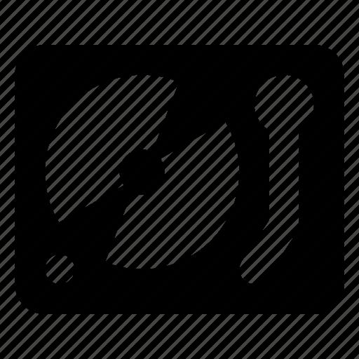 dj, turntable, vynil icon