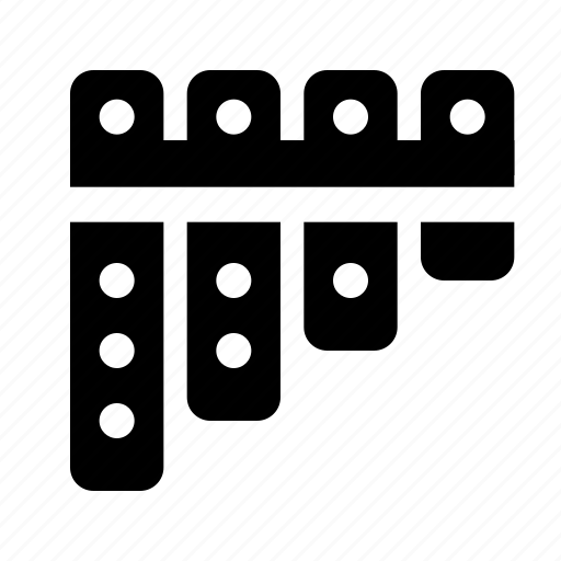 audio, flute, instrument, music, pan, sound icon