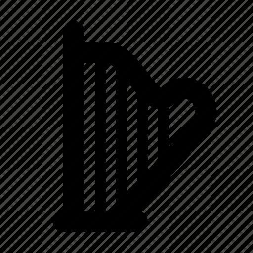 harp, instrument icon