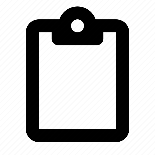 buffer, clipboard icon