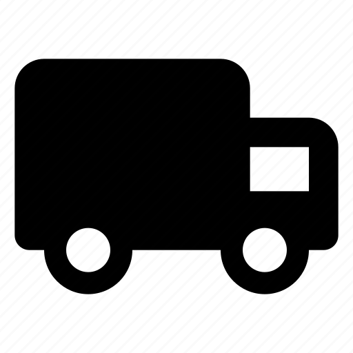 shipping, transport, truck, vehicle icon