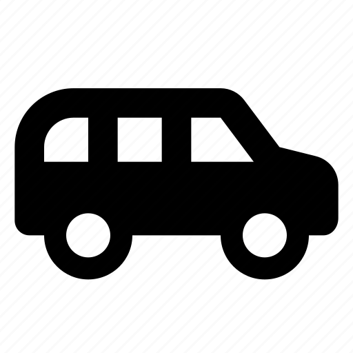 car, estate, transport icon