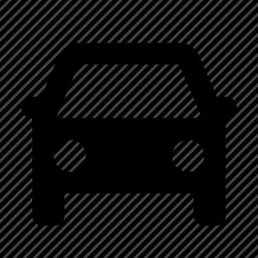 car, drive, parking, passenger, sign icon