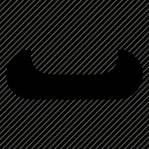 boat, canoe, water icon