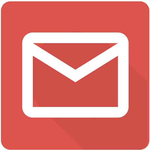 Design, email, material, communication, mail, message, square icon - Free download
