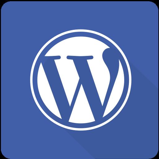 Design, material, wordpress, internet, square, web, website icon - Free download