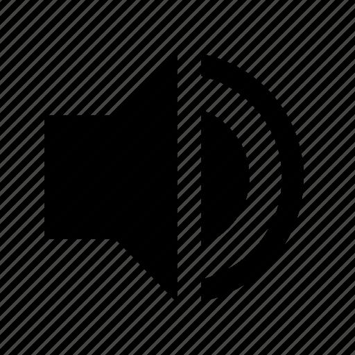 music, noise, sound, speaker, voice icon