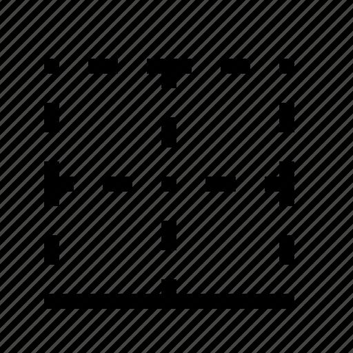 border, border bottom, format border icon