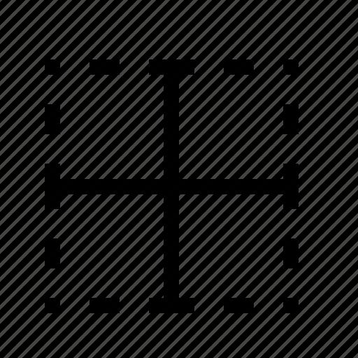 border, border inside, format, inside icon