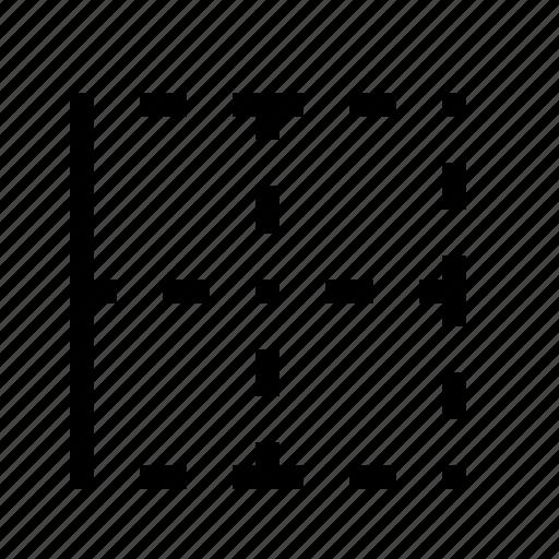 border, format, left, style icon